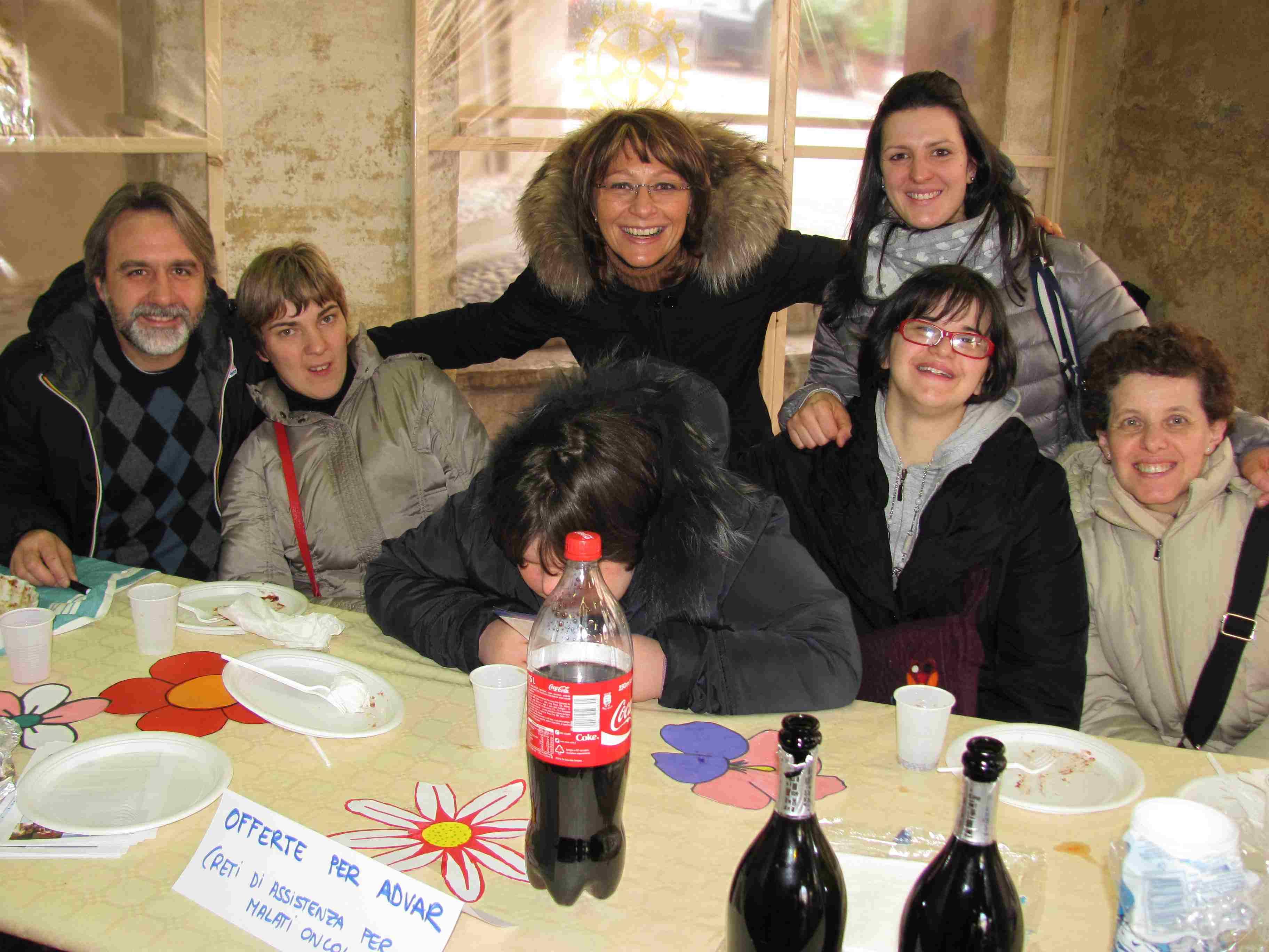 Sito Rotary festa Asolo febbraio gruppo