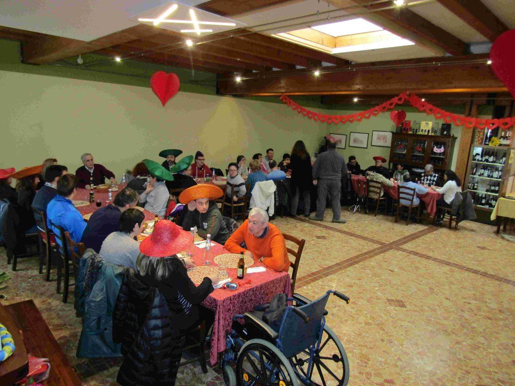 2018 02 13 Festa di carnevale On di Fonte Vallorgana